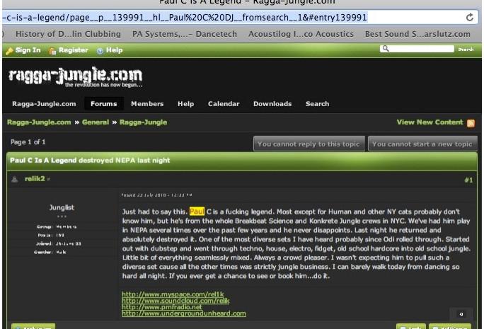 Ragga-Jungle.com