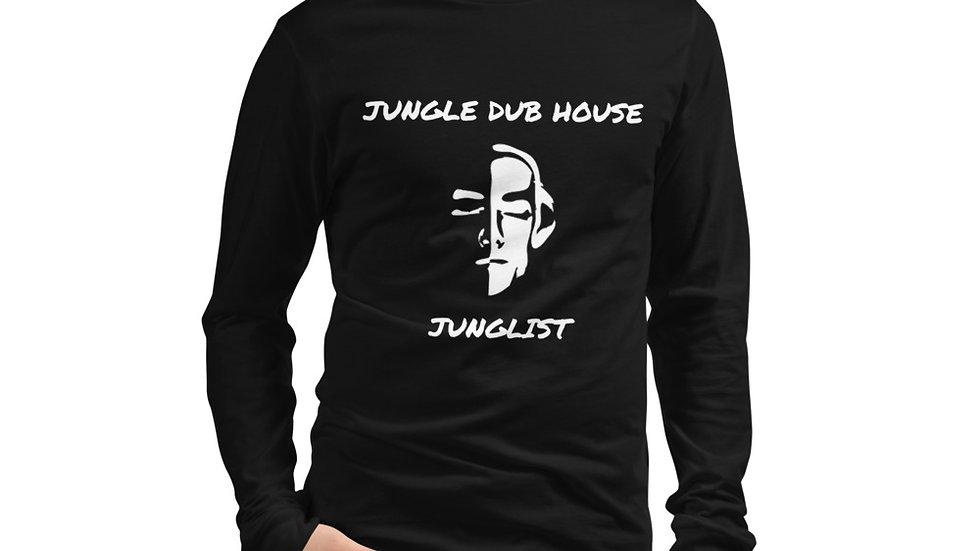 JUNGLE DUB HOUSE JUNGLIST Unisex Long Sleeve Tee