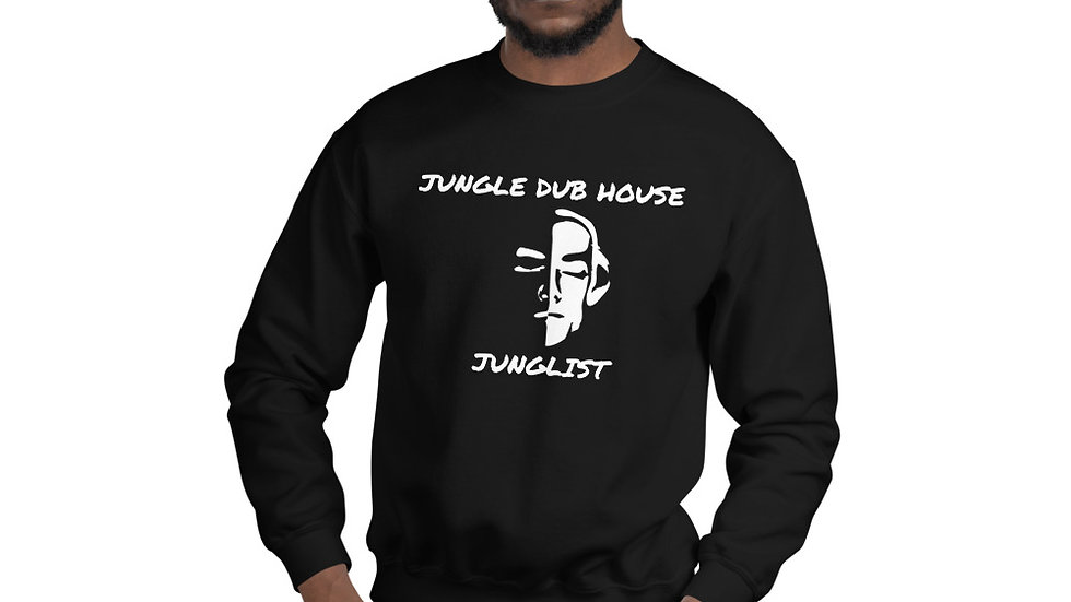 JUNGLE DUB HOUSE JUNGLIST Unisex Sweatshirt