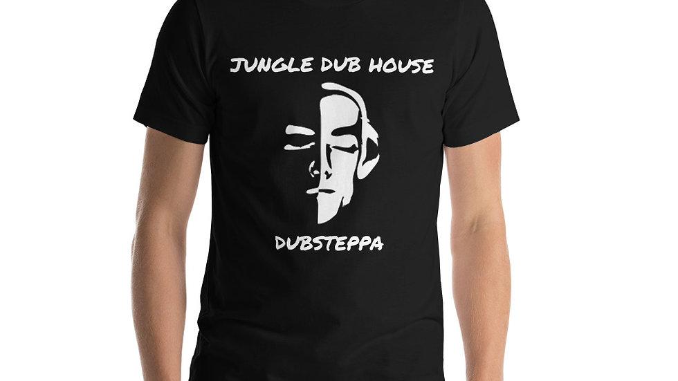 JUNGLE DUB HOUSE DUBSTEPPA Short-Sleeve Unisex T-Shirt
