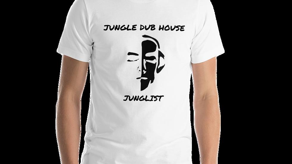 JUNGLE DUB HOUSE JUNGLIST Short-Sleeve Unisex T-Shirt