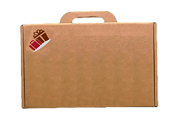Cardboard case