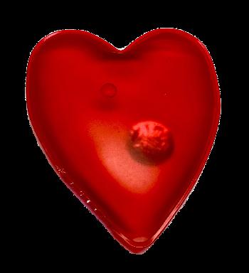 Handwärmer, Herz, Wärmekissen, Von Herzen, Geschenk, Wärme, Liebe