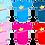 Baby Body in diversen Farben, Mädchen Babybody mit Prinzessin und Krone, Baby Body mit Aufschrift