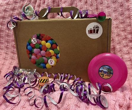 Wunder Koffer Maedchen, Wundertuete fuer Maedchen, Maedchen Geschenk, Spielzeug Koffer Maedchen