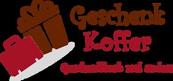 Geschenke online schweiz, Geschenk ideen, Geschenk Koffer, Geschenkkorb mal anders