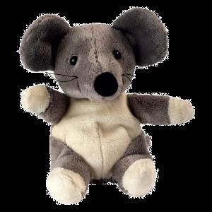 Plueschtier Maus, Kuscheltier, Schmusetier, Kinder Geschenke, Baby Geschenk, Stoff, graue Maus, Geschenk zur Geburt,