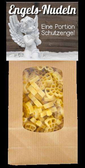 Engel, Pasta, Teigwaren, Nudeln, Engels-Nudeln, Schutzengel, Alles Gute, Leben, Glauben, Verpackung, Geschenk