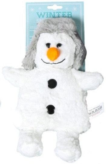 Schneemann, Waermekissen, Baby Geschenk, Kinder Geschenk, Winter, Weihnachten, Weihnachtsgeschenk, kalt, wohltuend, wärmedes