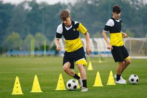 Trainingsstart