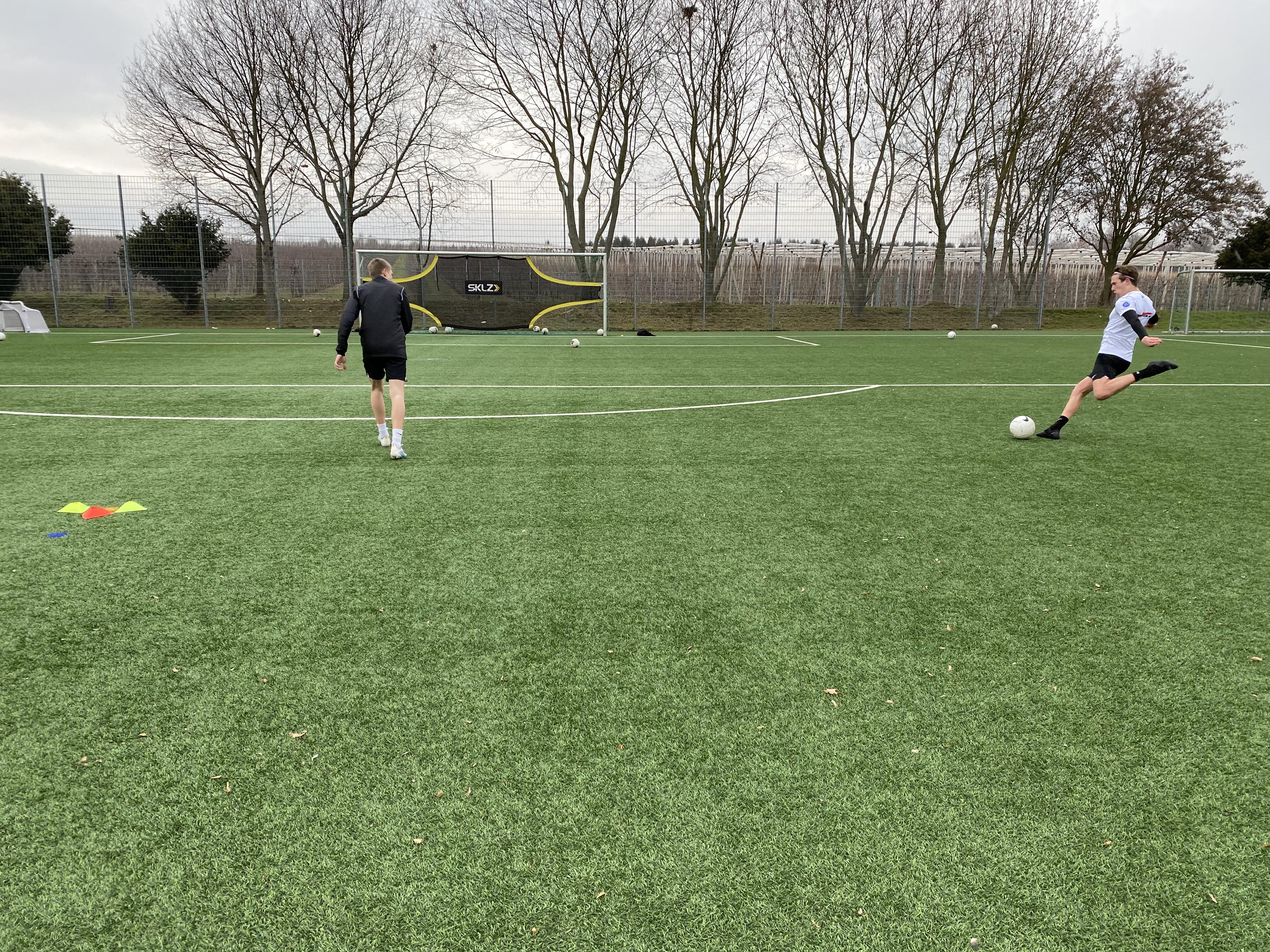Internationale Fußballausbildung