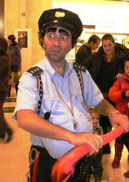 comici, cabaret, magia, spettacolo, clown, lerry, gulliver, barzallette