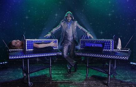 Mystic Illusion il nuovo spettacolo di Lerry Ved