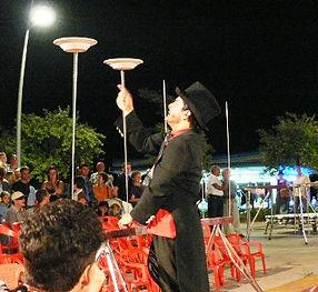 circo, clown, giocolieri, spettacolo, magia, tessuti, festa bimbi
