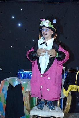 magia, spettacolo, lerry potter, palloncini, festa per bambini, illusioni e cabaret