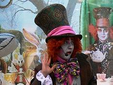 magia, spettacolo, lerry potter, palloncini, festa per bambini, illusioni e cabaret, cappellaio matto, magic show, alice in wonderland