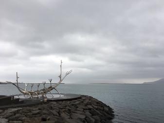 Exploring Reykjavíc
