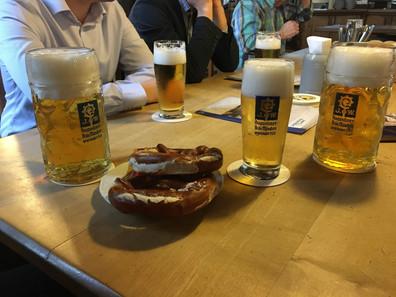 Munching in München