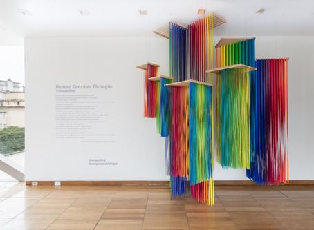 """Transpainting"" en el Museo Emilio Caraffa, Córdoba."