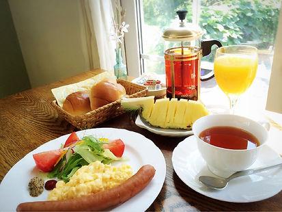スタンダード朝食.JPG