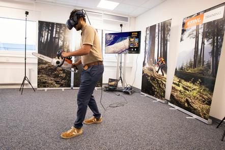 Ausgezeichnet: Award für virtuelles Training