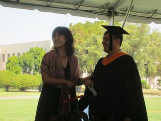 CMU Graduation at Moffett Field