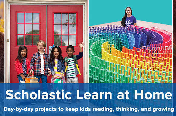 Scholastic: Learn at Home