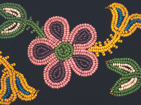 First Nations House at the University of Toronto host Online Beading Classes