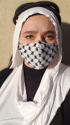 Kufiyah Unisex Mask