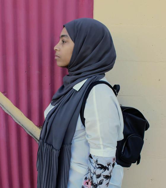 Unapologetically Muslim: Aisha Abdul Rahman