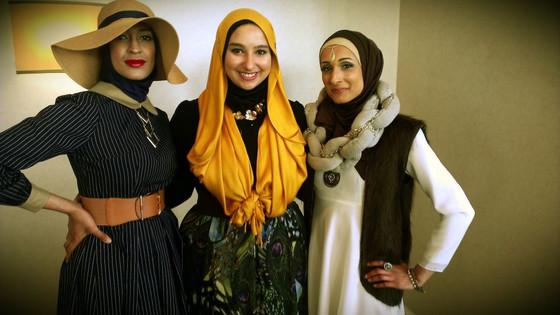 "The ""All Americana"" Hijabi"