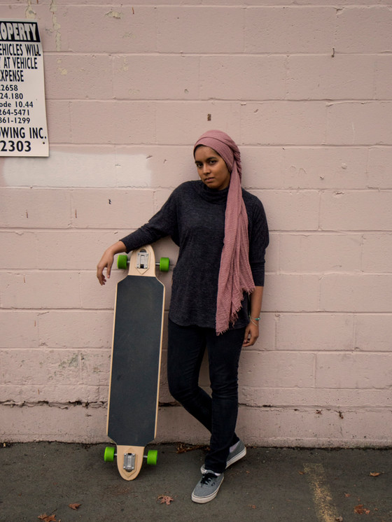 Unapologetically Muslim: Rimsha Siddiqui