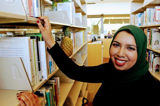 Unapologetically Muslim : Areeba Siddiqui