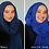 Thumbnail: Cotton Crinkle Hijabs (23 colors)