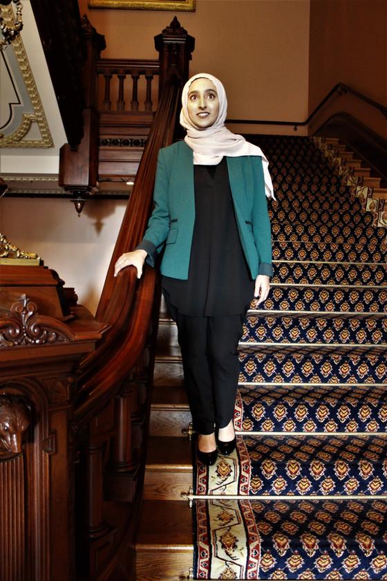 Unapologetically Muslim: Maheen Ahmed