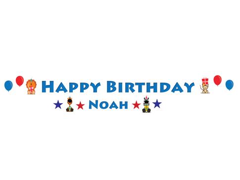 Happy Birthday Noah