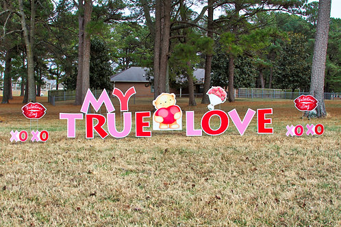 My True Love Valentine's Day Package