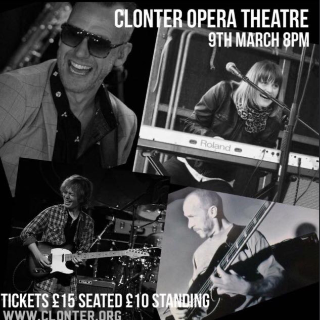 SOLD OUT CLONTER THEATRE
