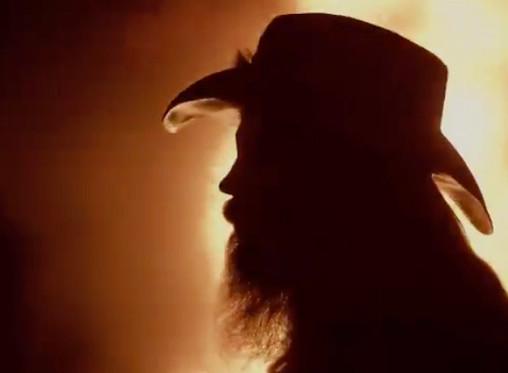 Chris Stapleton's Album Announcement Is Going To Get Me Through The Rest of 2020