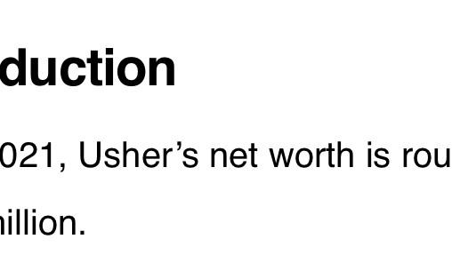 Bitcoin? I Raise You Usher Bucks!
