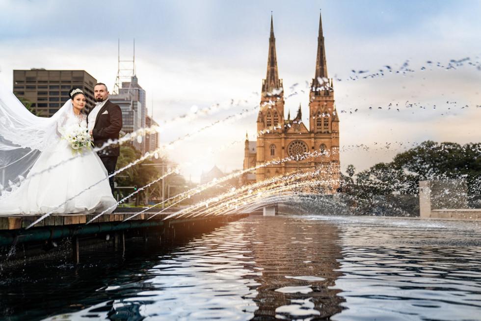 Melissa & Mark - www.everlongweddings (9