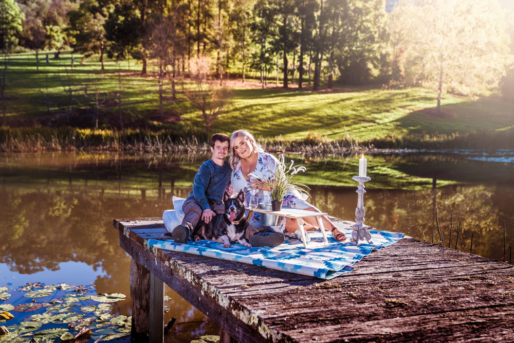 Melissa & Daniel - www.everlongweddings.