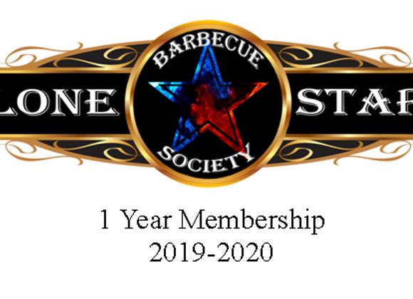 Membership 1 year