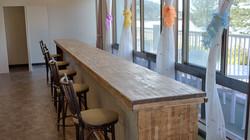 breakfast bar 2  wide