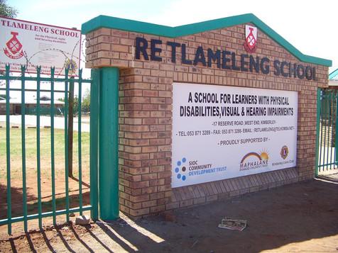 Retlameleng Special School