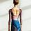 Thumbnail: A-Line Skirt Midnght Mesh