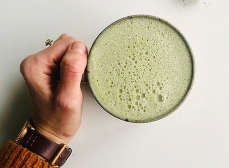 THE CLEANEST MATCHA