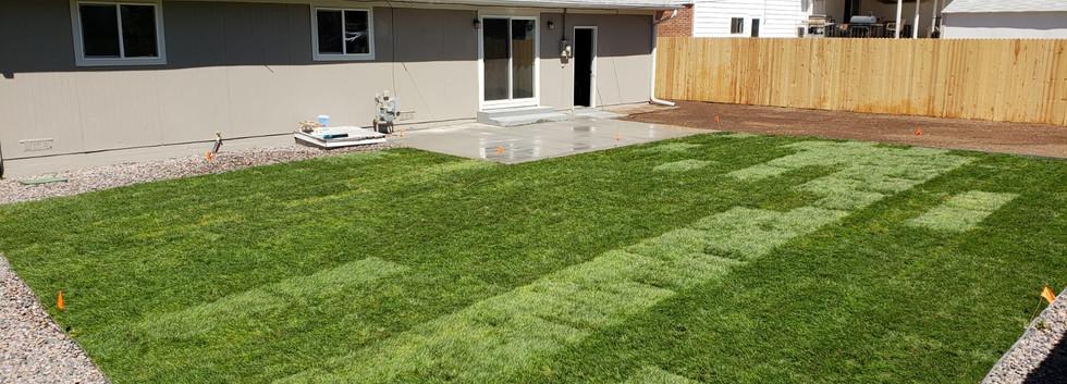 Full Landscape Install