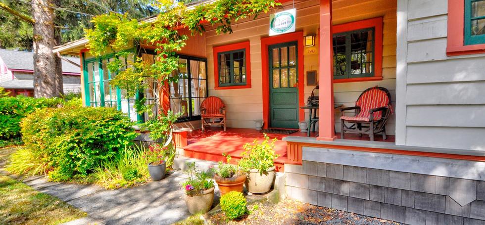 Gearhart Historic Home