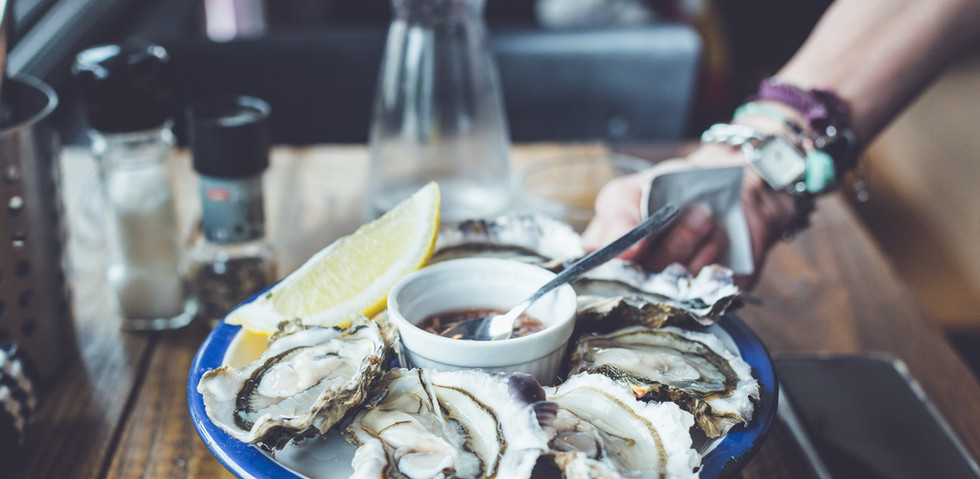 Wilapa Bay Oysters